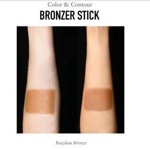 treStiQue Makeup - 2/$29 TRÈSTIQUE Color Contour Bronzer Stick Brush